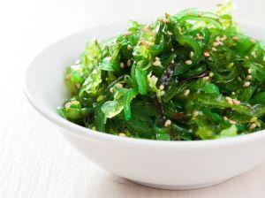 insalata di alghe