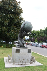 statua di arona